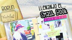 Diario de viaje: Berlín + SORTEO SAN VALENTÍN! - 1 - Smash book ✄ Crafti...