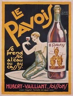 Edourd Bernard, Le Pavois, c. 1930
