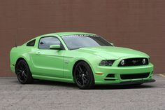 mustangs | Meet Ford Racing's 2013 Mustang project car | Mustangs Daily