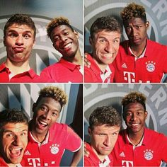 Image discovered by katy. Find images and videos about fcb, thomas muller and bayern munchen on We Heart It - the app to get lost in what you love. Fc Hollywood, Funny Soccer Pictures, Thomas Müller, German National Team, Germany Football, German Boys, Fc Bayern Munich, Lewandowski, Selfie Time