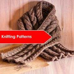 Click to see the ManKnit Knitting Pattern Range