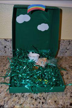 Our leprechaun trap, 2012