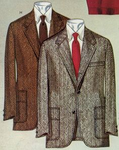 Brooks Brothers Fall & Winter 1980.