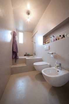 Home Design and Furnitures - Build Your Dream House Bathroom Interior, Modern Bathroom, Small Bathroom, Master Bathroom, Casa Milano, Bidet, Tadelakt, Laundry In Bathroom, Decor Interior Design
