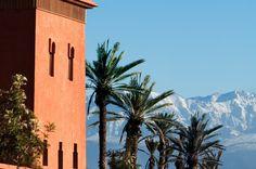 Hotel Kenzi Menara Palace - Marrakech, Morocco