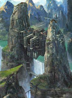 Imagens para inspirar - Cenários     Imagens interessantes já foram ponto de partida para muitas aventuras e campanhas em RPG. Vamos começa...