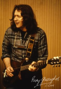 Studio - Rory Gallagher   The Official Website