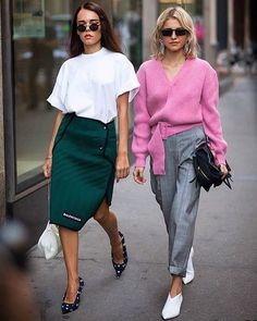 "535 Likes, 9 Comments - Trends & Beyond (@trendsandbeyond) on Instagram: ""Street style 💕💕 . #nordicstylereport #carodaur #styleheroine #styleblogger #streetstyle #streetwear…"""