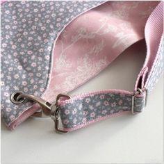 Verstellbare Taschenträger: Wie geht das nochmal? - modage