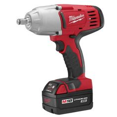 """Milwaukee 2663-22 M18™ Cordless 1/2"""" High Torque Impact Wrench with Friction Ring Kit"""