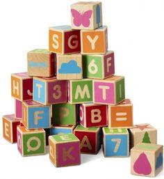 byggeklodser med tal og bogstaver - Klodser 102135 Shop - Eurotoys - Legetøj online