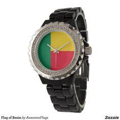Flag of Benin Watches
