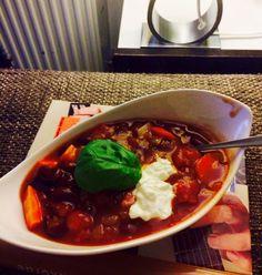 Meine Sattmacher: Sattmacher Chili sin Carne