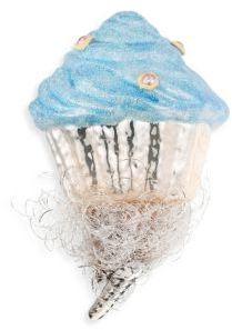 Inge's Christmas Decor Christmas Cupcake Decoration