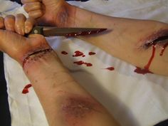 Special Effects Latex Cuts, Bruising and Old Scars