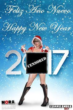 FELIZ AÑO NUEVO 2017 !! Os deseo junto a @RATTPENAT y todos los zorritos y zorritas de #Zorrilandia @ZorrilandiaFilm @ZorrilandArtist Lo siento por la censura, ya sabéis como va esto... a las 00:01 en mi web sin censurar