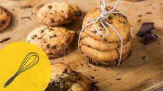 Cookies mit Schokoladenstückchen | Backen für die Familie | Der hausgema...