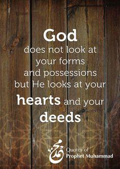 Quotes of Prophet Muhammad, islam