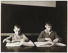 """""""Blind children"""", 1930, photo: August Sander (1876-1964)"""
