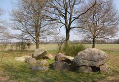 Dolmen/Hunebed D34 - Valthe West, the Netherlands