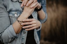 Holding Hands, Photography