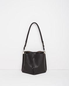 MAISON MARGIELA LINE 11 | Small Bucket Bag | Shop at La Garçonne