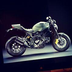 Ducati Beast