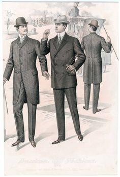 1904, Plate 016 :: Costume Institute Fashion Plates--American Fashions