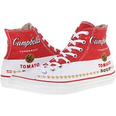 promo code a4f99 a643a Chuck taylor all star andy warhol hi, Converse at 6pm.com