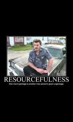 One Man's Garbage Ricky Tpb, Funny Cute, Hilarious, Trailer Park Boys, Another Man, Music Tv, Haha, Blues, Tv Shows