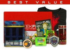 Win a 1-Year Subscription to Geek Fuel {??} (11/30/2016) via... IFTTT reddit giveaways freebies contests