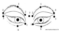 9 Successful Eye Exercises To Help Improve, Maintain, And Repair Weak Eyesight Best Eczema Treatment, Natural Treatments, Mudras, Eye Sight Improvement, Vision Eye, Salud Natural, Health Fitness, Fitness Exercises, Tone It Up