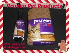 Pruven Pet Products Review - Bullock's Buzz Don;t forget the four-legged family members this holiday season! Give them the gift of @PruvenPets