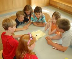 Kids Advisory Boards in Your Library   ALSC Blog