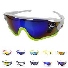 Vélo lunettes UV400 Hommes femmes Sport En Plein Air VTT de Montagne Vélo  De route Vélo Lunettes Moto lunettes de Soleil Lunettes De Pêche S043A 04170a887d38