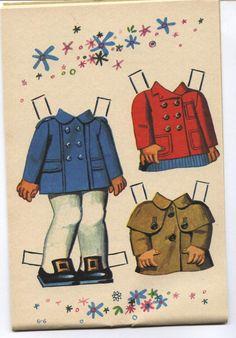 bonecas de papel, paper doll, muñecas de papel