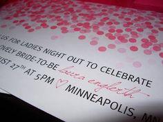 Fun Bachelorette Party Invites