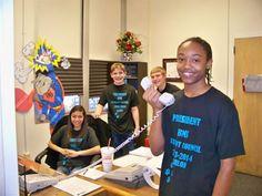 Borger Middle School Student Council