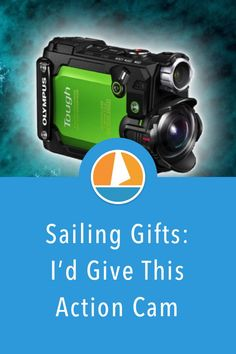 Best Action Cam for Sailing: Our Top Picks for 2020 - My favorite boat camera isn't a GoPro! It is cheaper, though. Sailing Gifts, Sailing Gear, Sailing Trips, Sailboat Living, Living On A Boat, Boat Navigation Lights, Water Camera, Gifts For Sailors, Boat Insurance