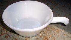 Vintage Bowl Fire King Anchor Hocking Soup Bowl by TheBackShak