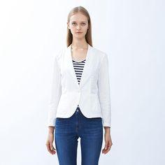 WOMEN Light Cotton Jacket