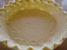 Martha Stewarts Pate Brisee - Basic Pie Crust Recipe - Food.com