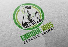 Logotipo - Enrique Rios Rescate Animal