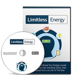 Limitless Energy Gold - Video Series (MRR)