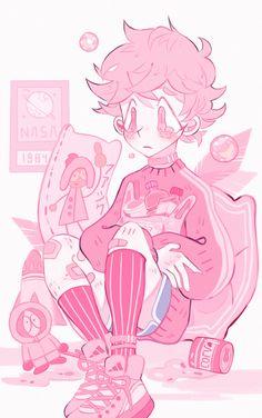 teen romance by rolpink on DeviantArt teen romance by rolpink on DeviantArt Cute Art Styles, Cartoon Art Styles, Aesthetic Art, Aesthetic Anime, Pastel Goth Art, Arte Obscura, Art Anime, Art Poses, Kawaii Art