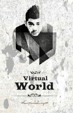 """""""Virtual World. - 1;''The New Job''"""" by xCupcakeZaynx - """"Karen Madison.20 yaşında.Yeni bir işe girdi.İş yerinde şifreli bir leptop,leptop'un içinde bi…"""""""