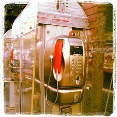 #old #telephone #booth #italian #phone #box #public #call #box #paying #coins #cards Italy #cabina #telefonica #italiana #telefono #pubblico #gettoni #schede #telefoniche #Telecom #Italia