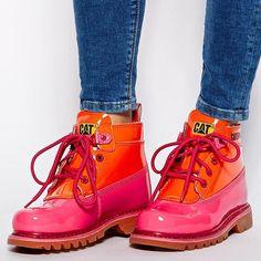 Cat Foot Wear Flamingo