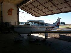 Desert Rat Aviation Repaired this Piper PA-28-161 Warrior II