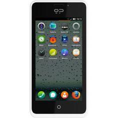 Geeksphone Peak Firefox Phone